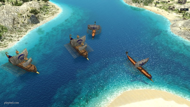 Install Real Time Strategy Game 0 A.D. In Ubuntu