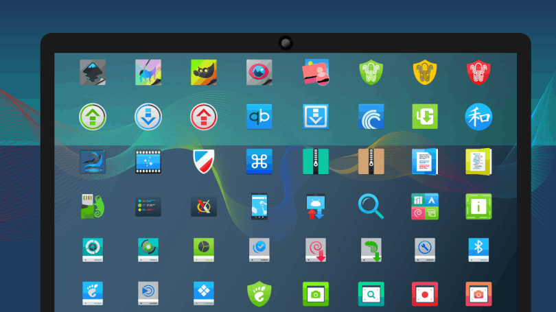 Install Yosa Max Icon Theme On Ubuntu / Debian / Linux Mint