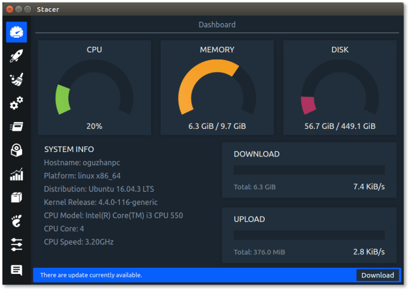 ccleaner free download for linux ubuntu