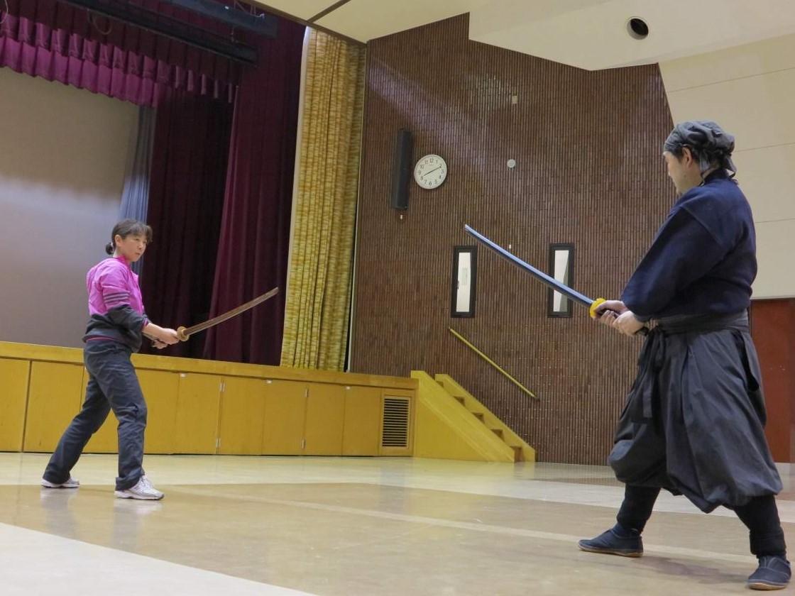 7月16日(木)大人の忍者教室開催案内