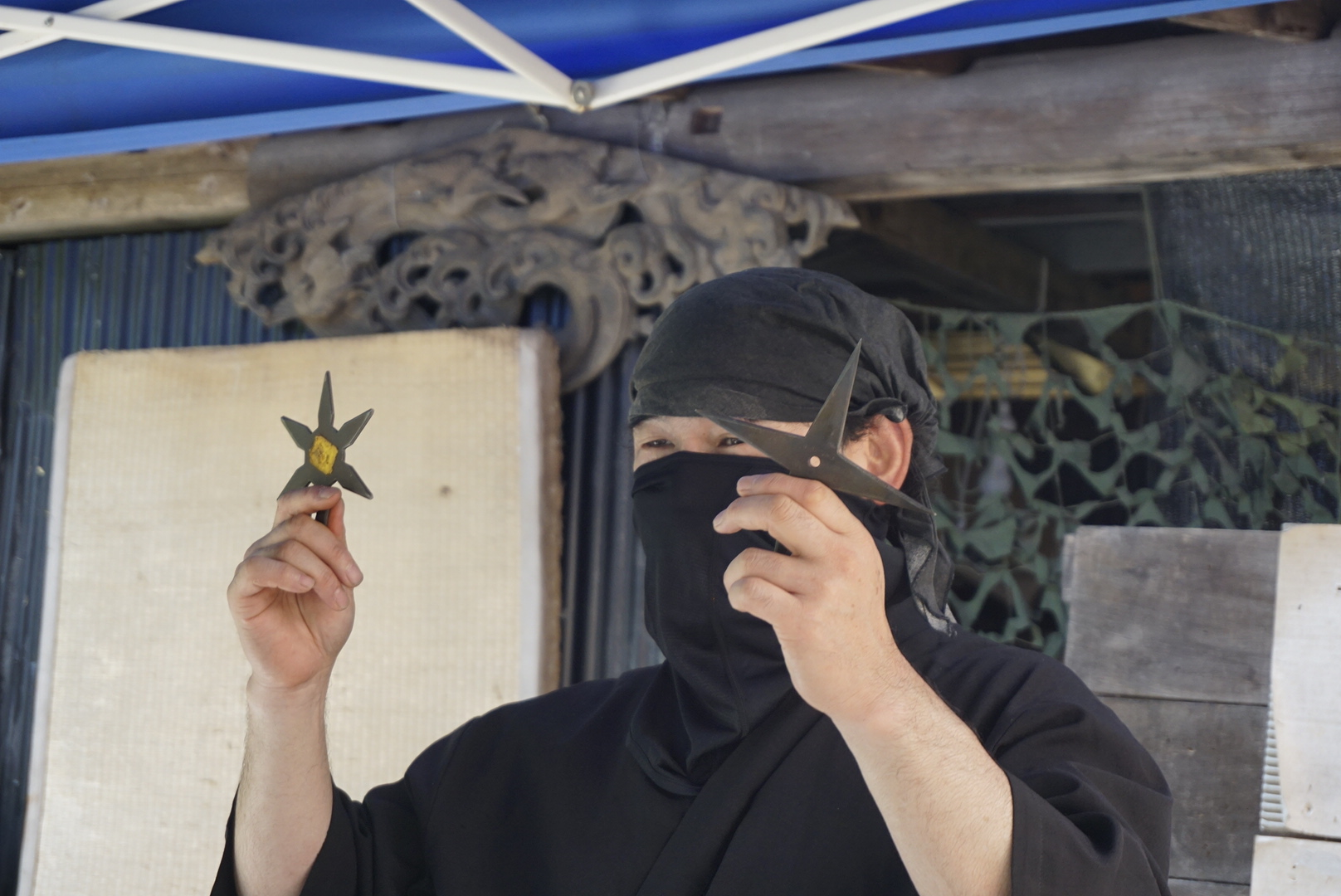 12月10日(木)大人の忍者教室開催案内