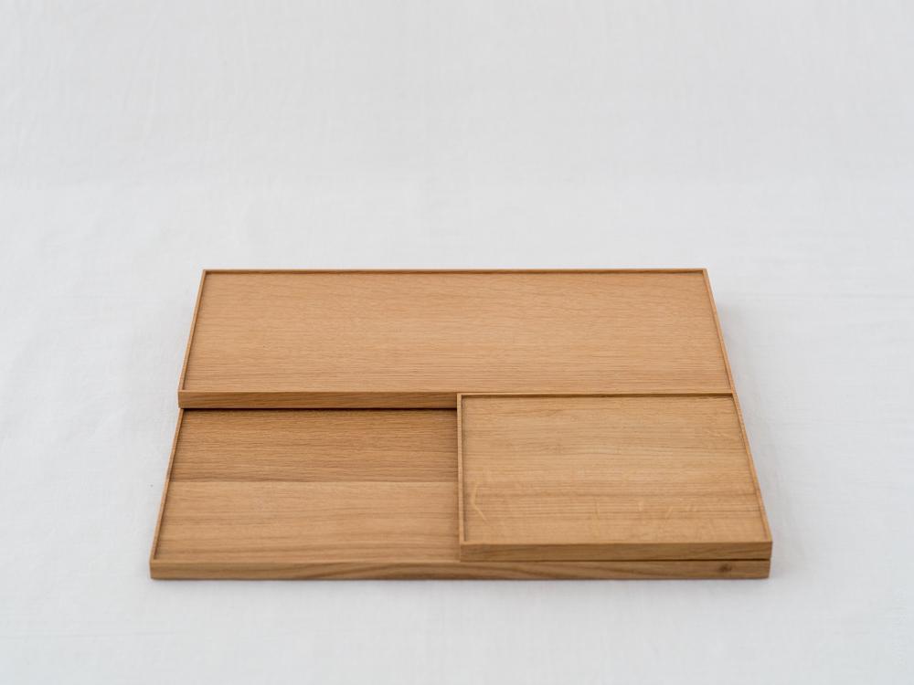 Azmaya_Oak Wooden Tray_dt-2