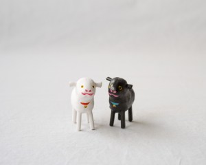 Hariko Doll_Baby Goat