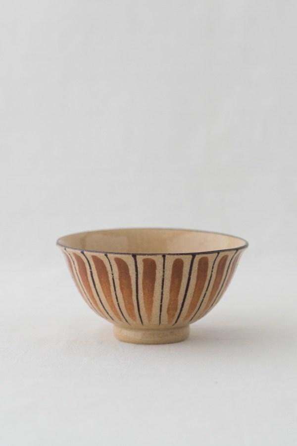 Mugiwarate Rice Bowl - Red