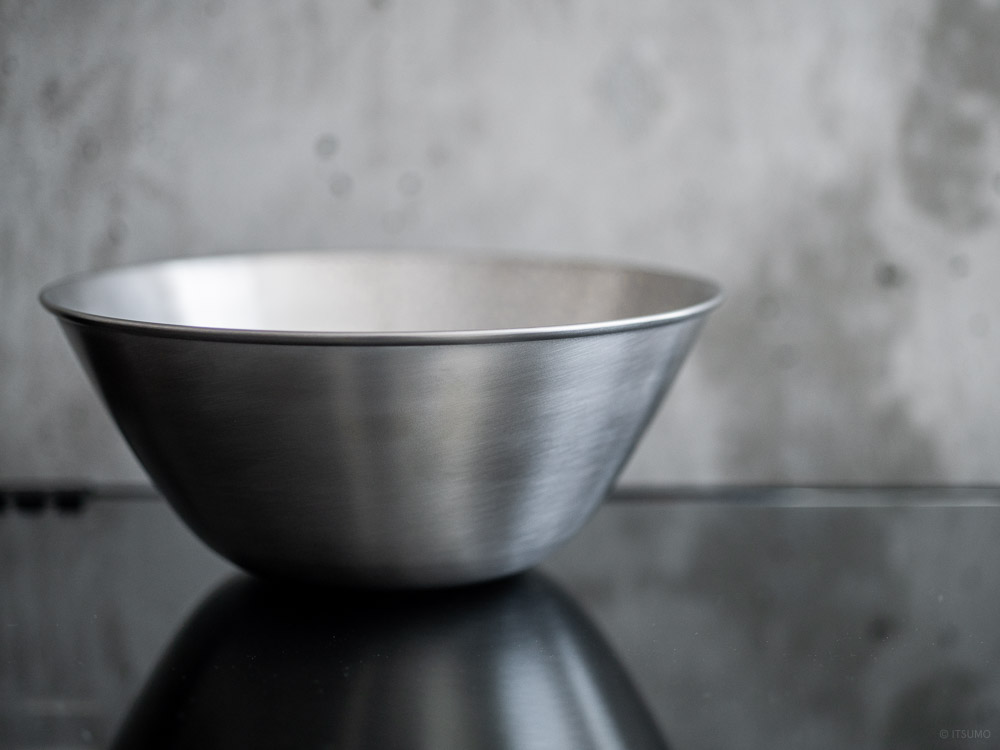 Sori Yanagi_Stainless Bowl