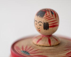Vintage Kokeshi Doll – Haru