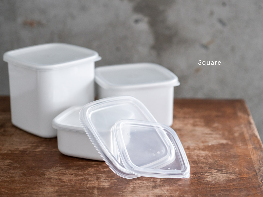 Noda Horo_Clear Lid for Square