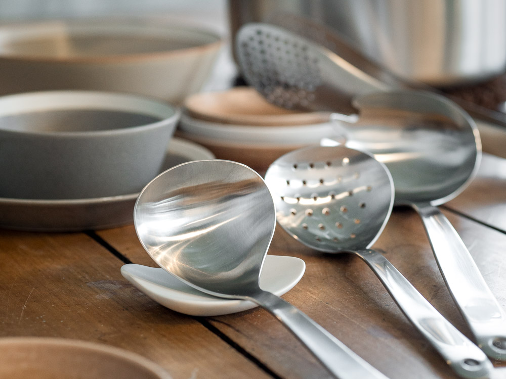 Sori Yanagi_Stainless Utensils_mood styling