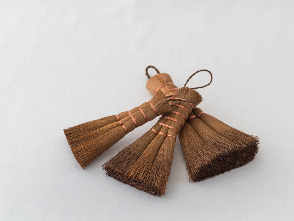 Shuro Hand Broom - Soft