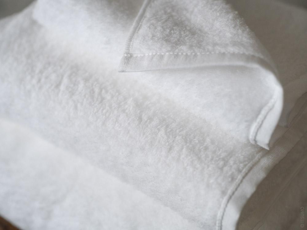 Uchino_Super Marshmallow Towel_white