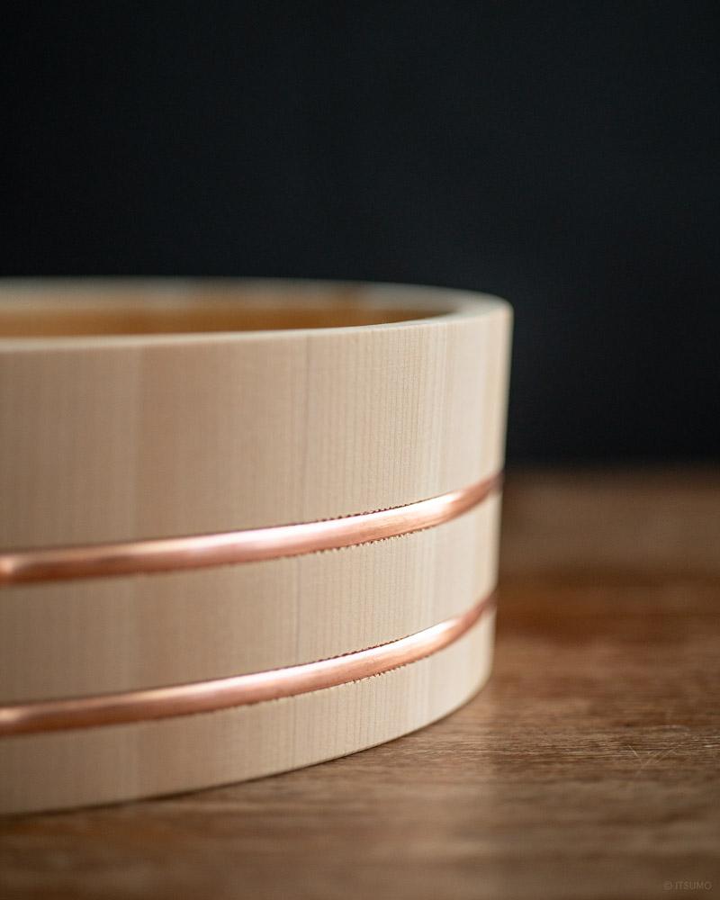 azmaya-sushi rice mixing bowl-sawara cypress wood-7