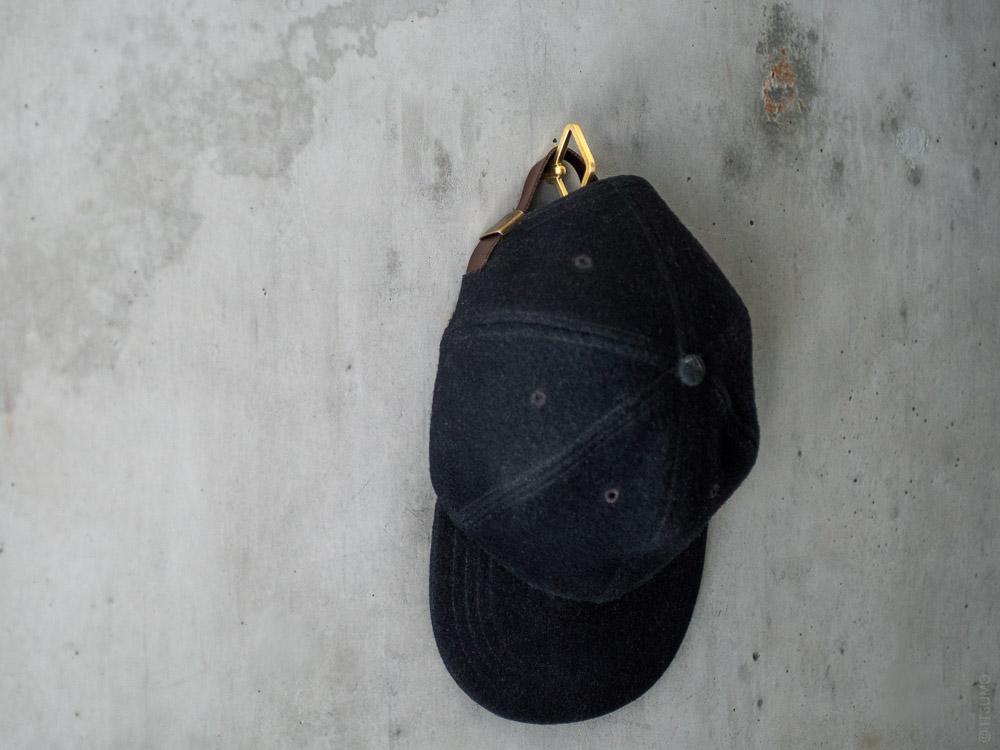 FUTAGAMI_Brass Zenmai Hook_diamond