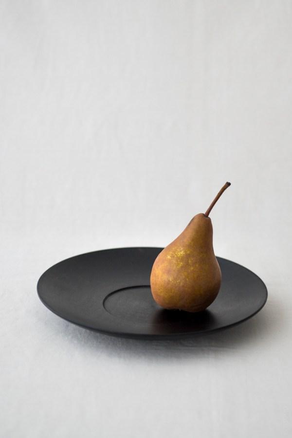 Masashi Ifuji_Delft Plate_black
