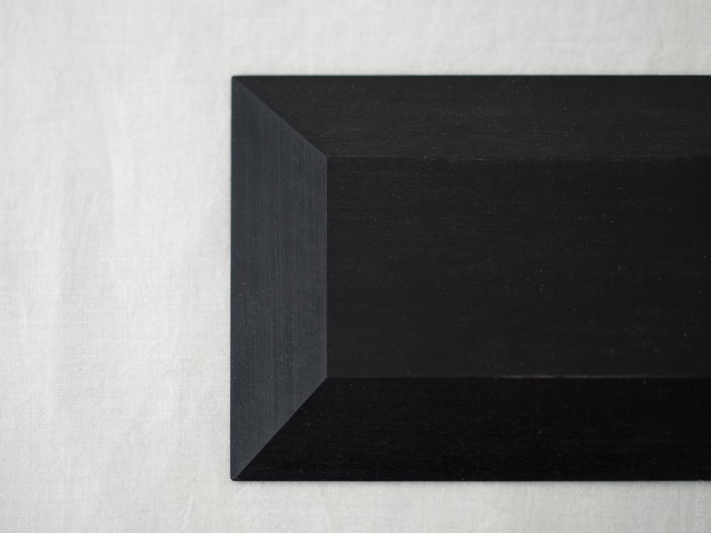 Masashi Ifuji_Rectangle Plate_blk_dl-5