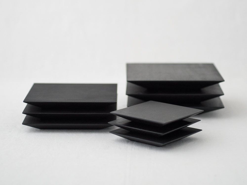 Masashi Ifuji_Square Plate_black_dl-2