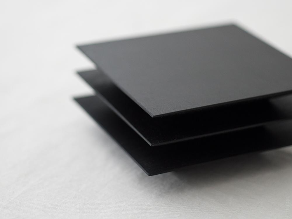 Masashi Ifuji_Square Plate_black_dl-7