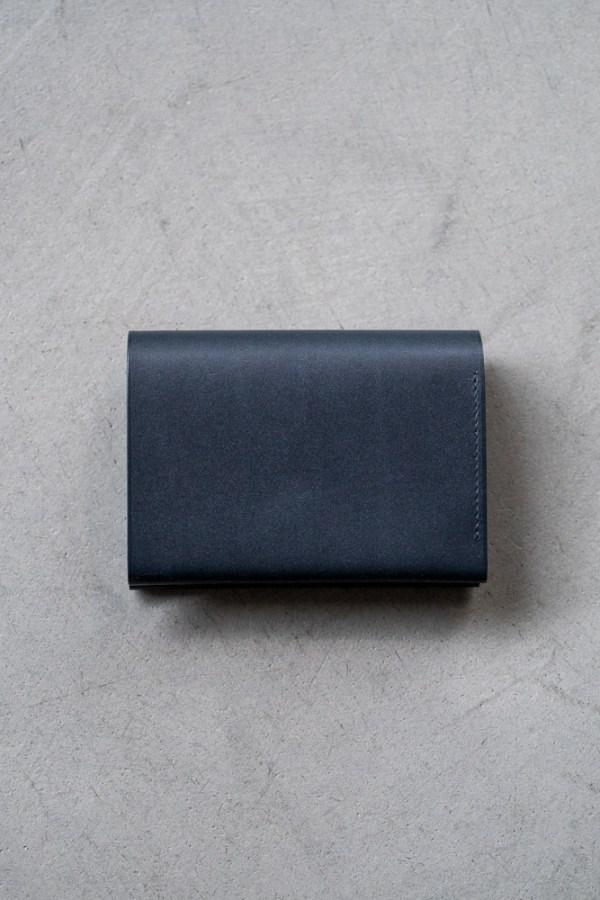Postalco_Card & Coin Wallet_navy_top