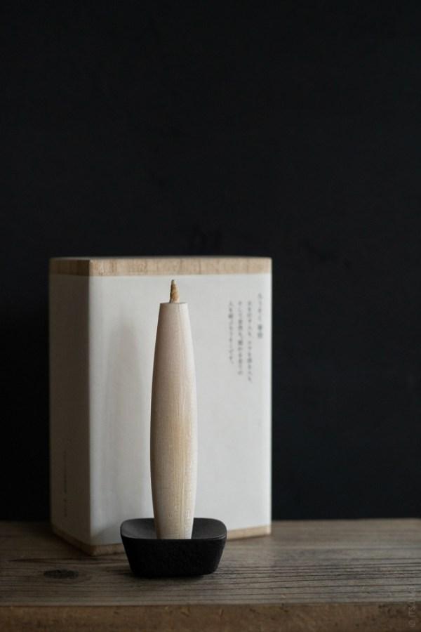 Takazawa Candle_Tohaku Candle_Gift Set_L_top
