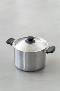 Sori Yanagi_Stainless Deep Stock Pot_top