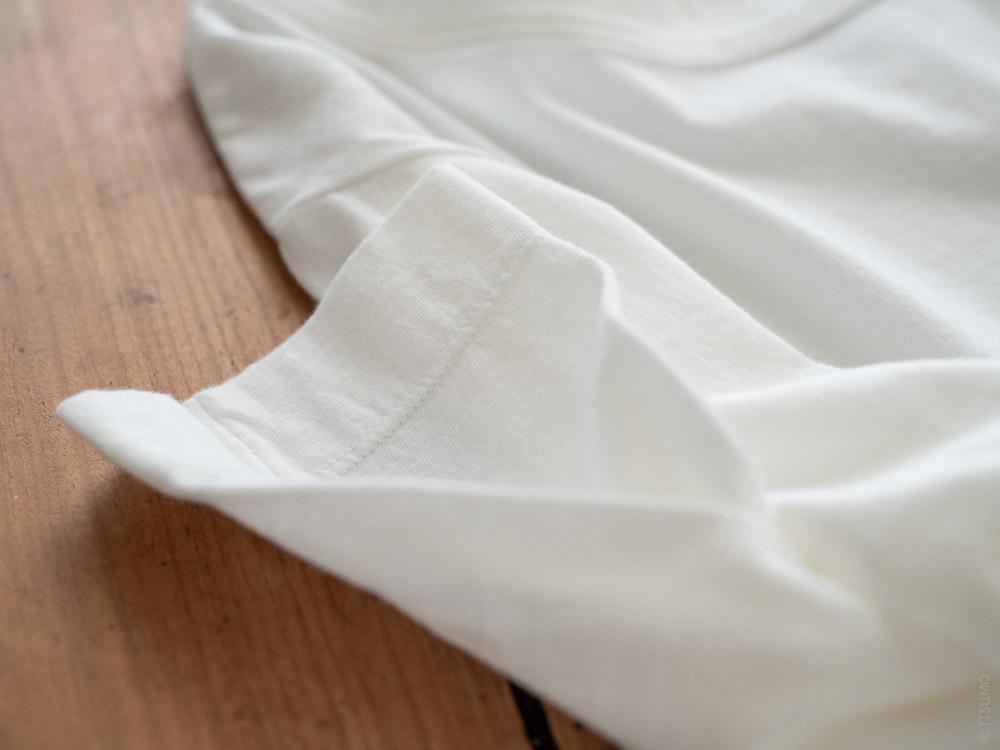 Homspun_Long Sleeve T-shirt_white
