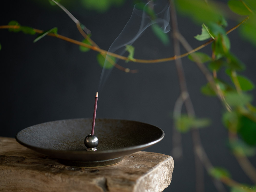 Round Incense Holder_mood styling ITSUMO