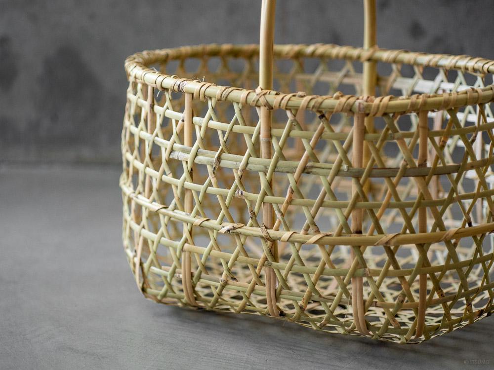 Bamboo Orchard Basket