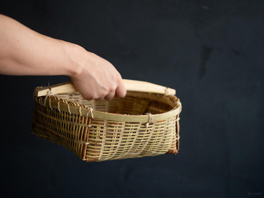 Gesuzaru Bamboo Basket-11