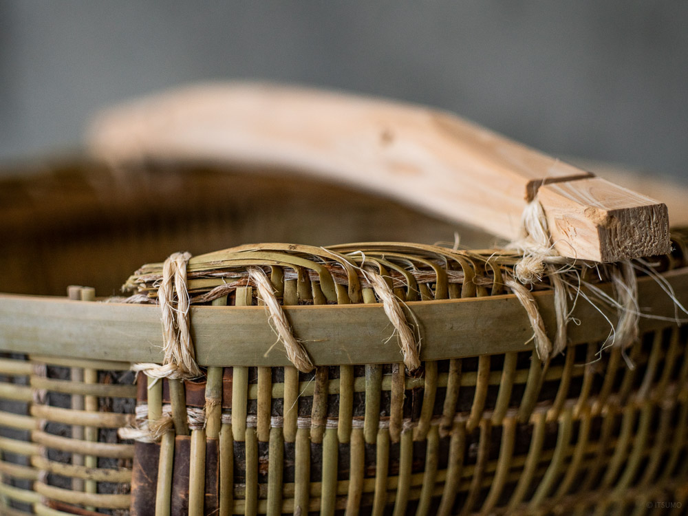 Gesuzaru Bamboo Basket-2