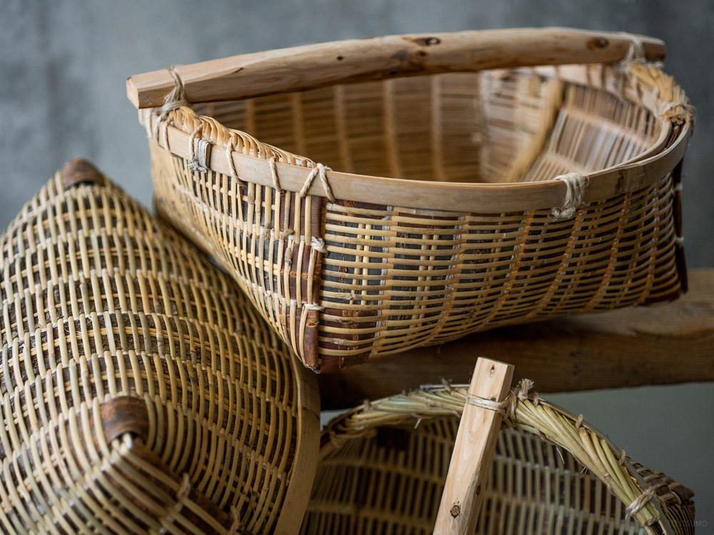 Gesuzaru Bamboo Basket-3