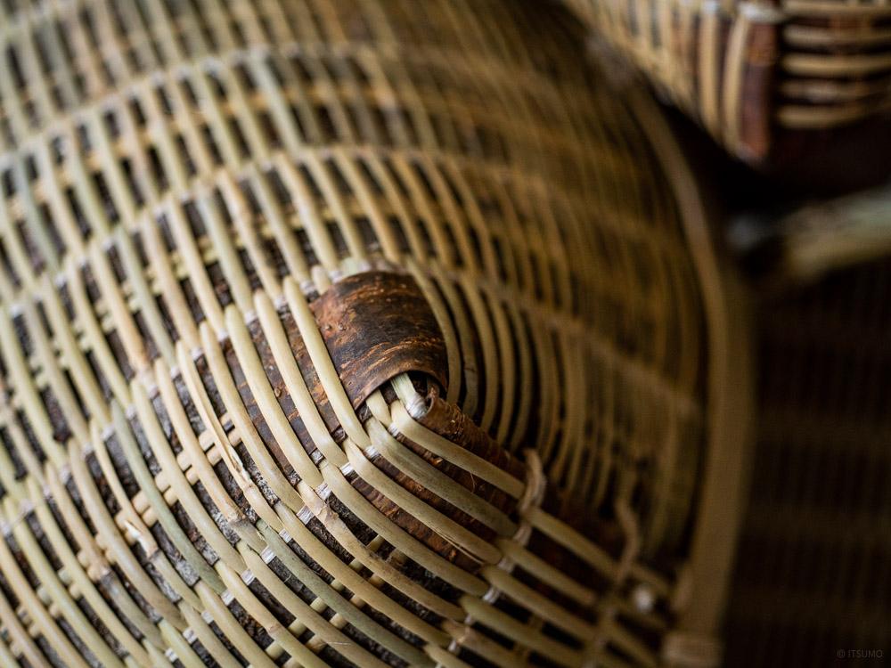 Gesuzaru Bamboo Basket-4