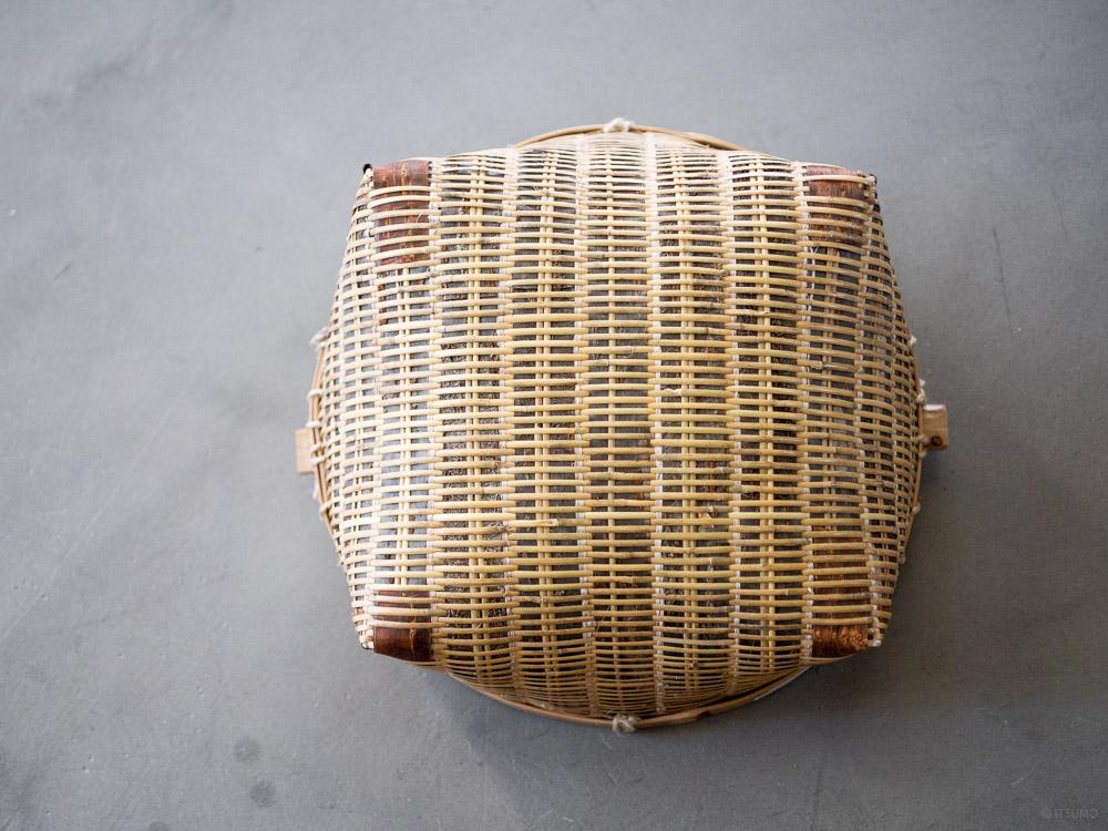 Gesuzaru Bamboo Basket-5
