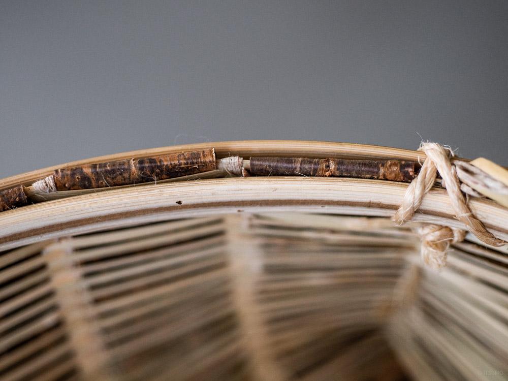 Gesuzaru Bamboo Basket-6