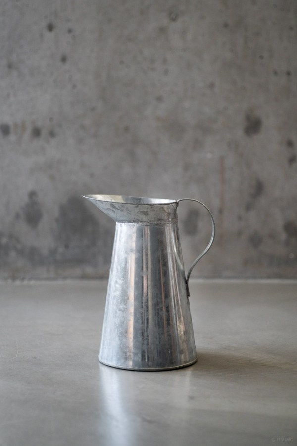 Metal Water Pitcher - L_top