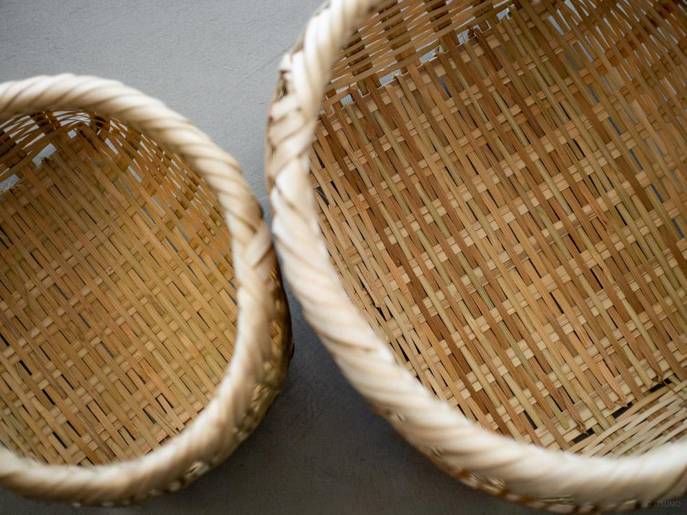 Shichinari Bamboo Basket-1