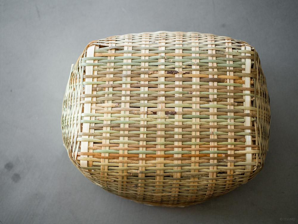 Shichinari Bamboo Basket-3