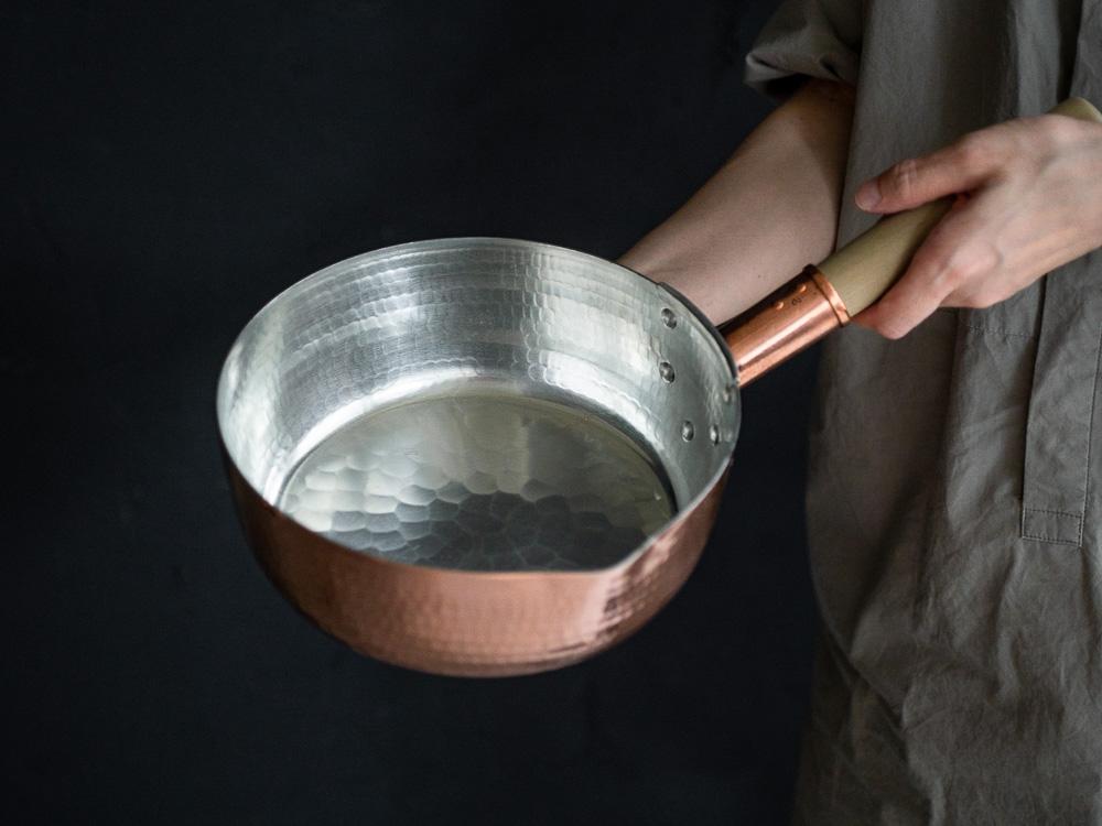 Kiya Copper Yukihira Pot-12