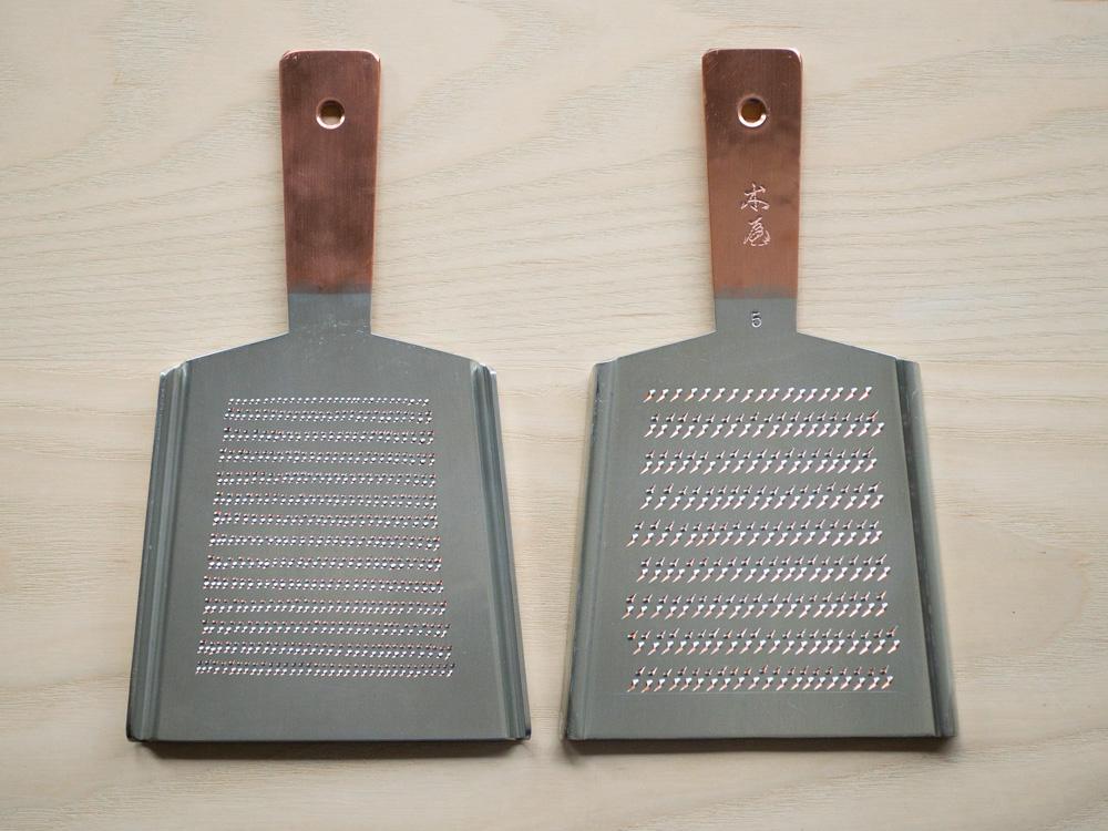 kiya oroshigane copper double-sided grater_large-5