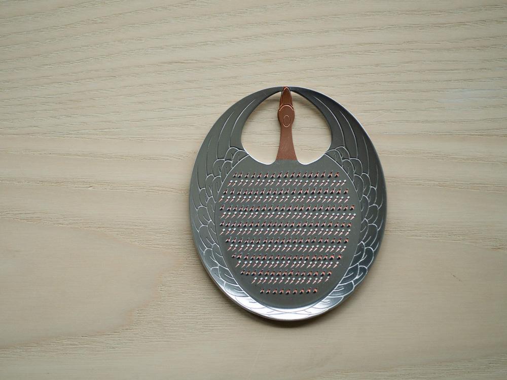 kiya oroshigane copper grater_crane-3