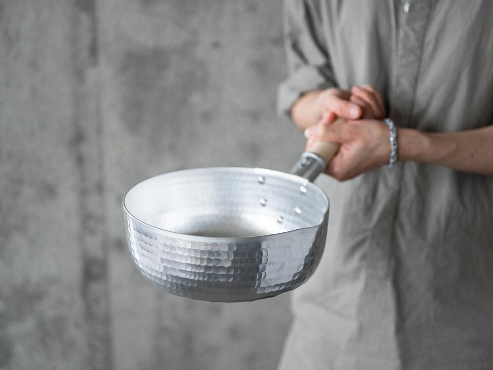 Kiya Uchidashi Yukihira Pot-13