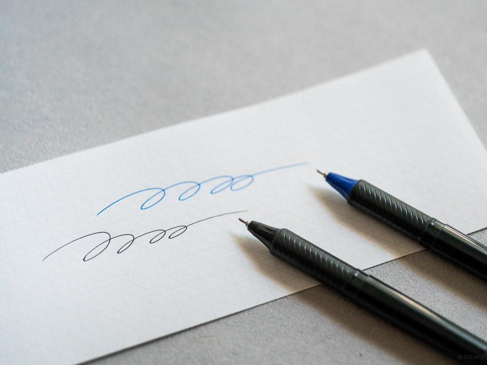 craft design technology_energel tradio pen_refill ink_black blue-3