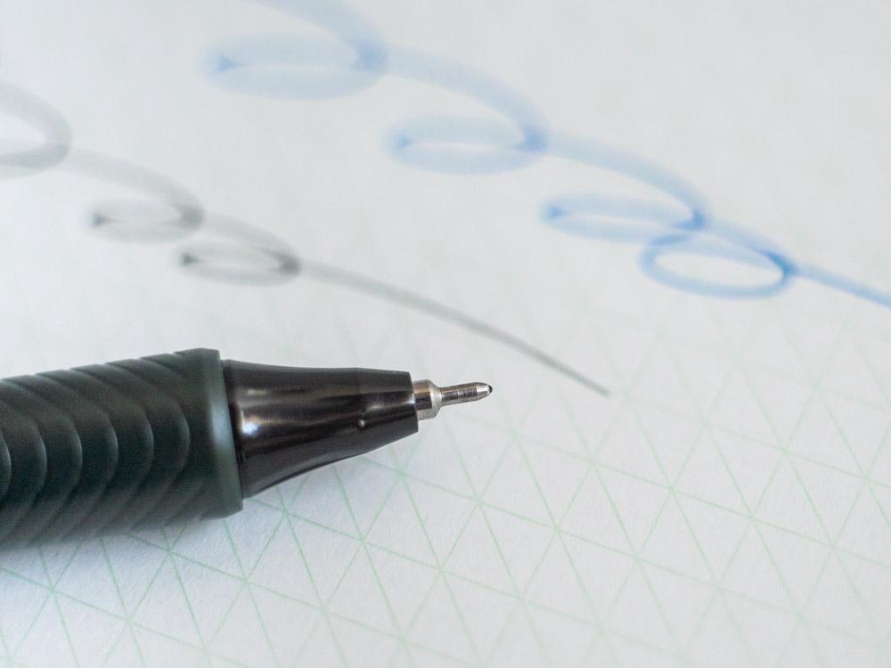 craft design technology_energel tradio pen_refill ink_black blue-5
