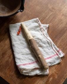 azmaya-iga mortar & sansho pestle XL-igaware ceramic-wooden pestle-7