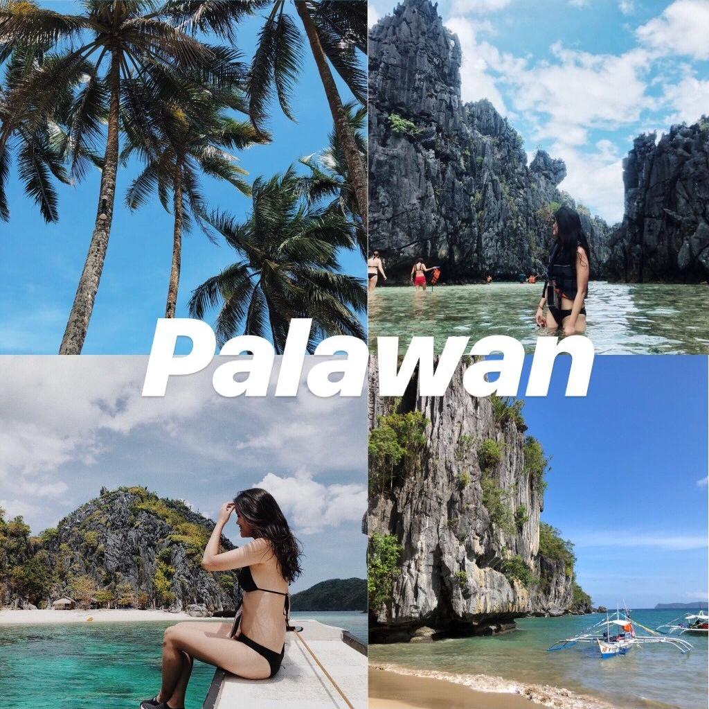 菲律賓巴拉望自由行七日行程 | 公主港+愛妮島 – VANESSA'S LIFE