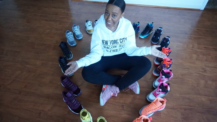 Jordan 6- Millennial pink - Air Jordan Sneaker Collection