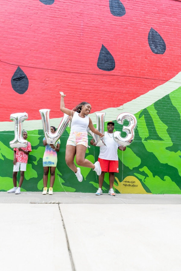 people Jumping for Joy celebrating ivn turns 3