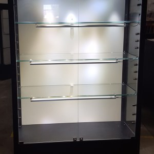Full size display case
