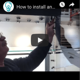 How to Install Display Case Doors