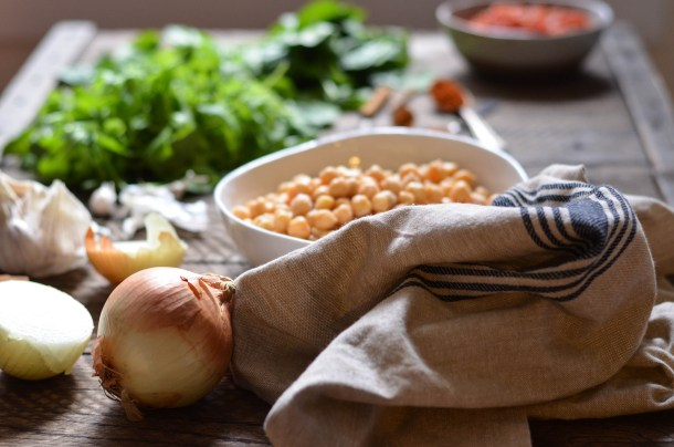 Moroccan .Chickpea. Stew. - What's Cooking_