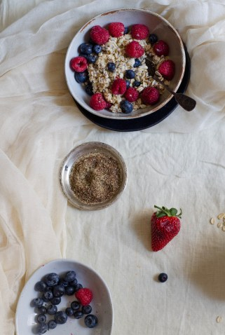 Overnight Oats - What's Cooking_