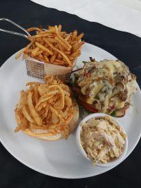 10oz Steak Philly Burger